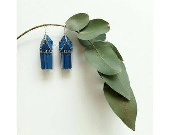3D MINI Chandelier Earrings