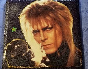 David Bowie Labyrinth Jareth Wall Plaque