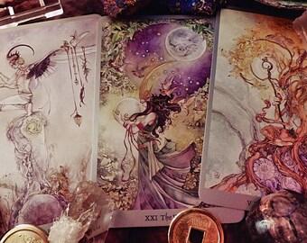 3 Card Tarot