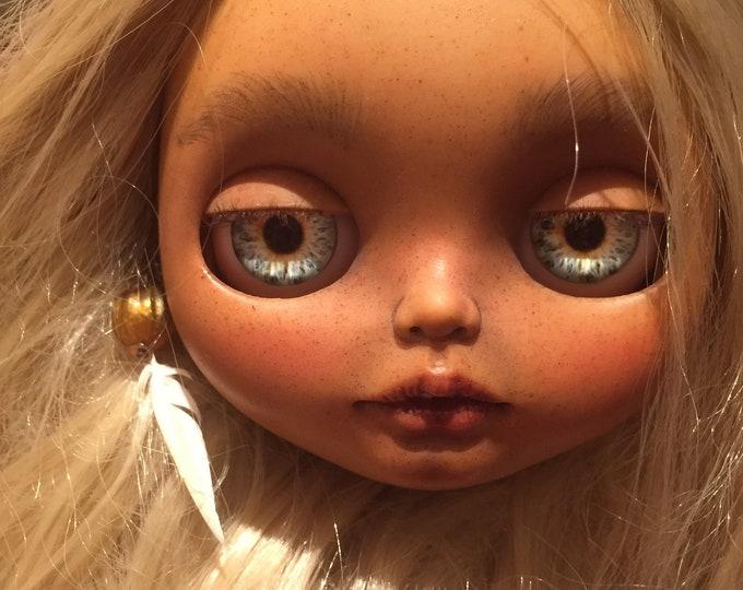 Blythe, custom Blythe, ooak doll, artdoll
