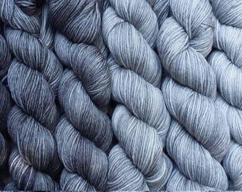 Pure Wool 4ply Gradients - 'Coal'
