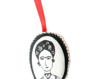Frida medailion