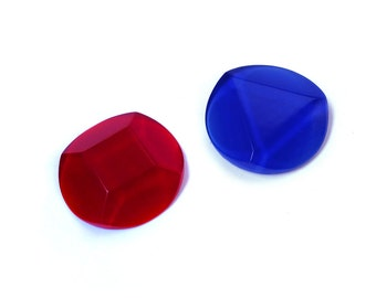 Ruby and Sapphire Crystal Gem Cosplay Prop - Steven Universe