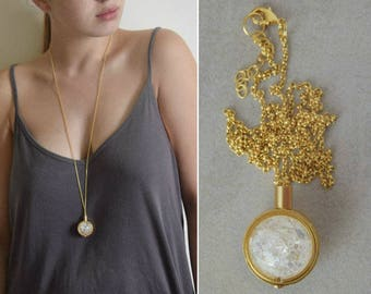 Unique handmade contemporary jewelry by closeupjewelry on etsy glass jewelry boho jewelry glass pendant necklace statement necklace minimalist necklace pendant necklace gold handmade jewelry aloadofball