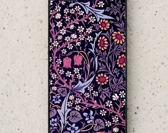 iPhone Cover(all models) - Samsung Galaxy -  William Morris - Floral - smartphone - mobile - cover