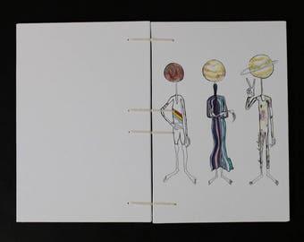 Planet Friends Book