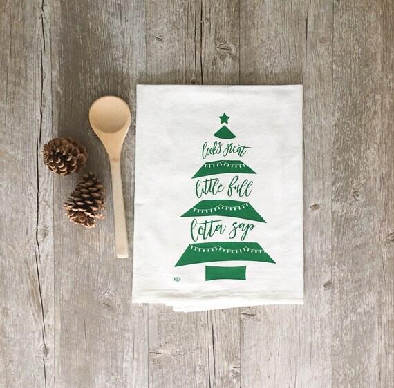 Weihnachten-Geschirrtuch Weihnachten Urlaub Geschirrtuch
