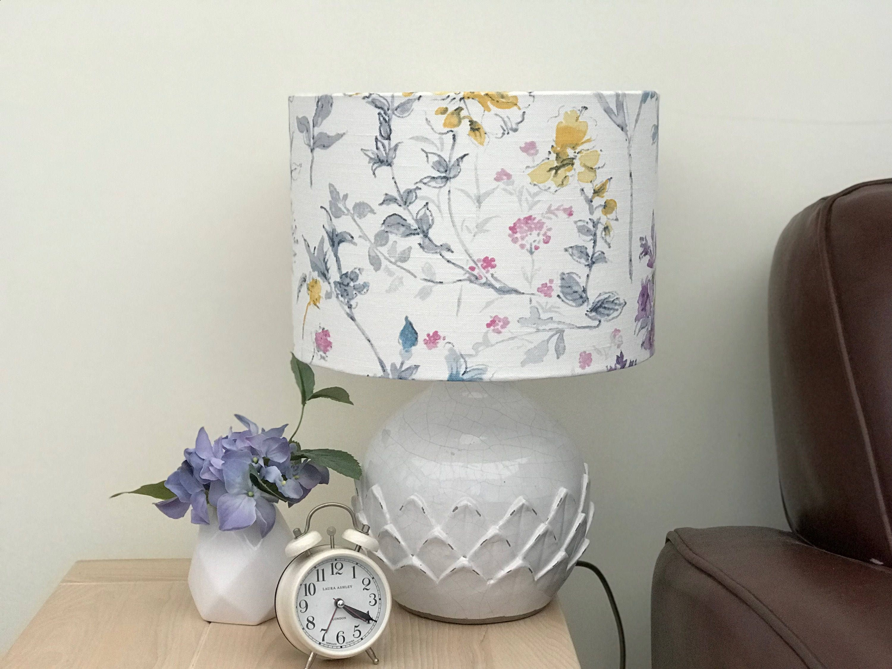 Lampshadehome decortable lampfloor lampdrum lamp shadelighting lampshadehome decortable lampfloor lampdrum lamp shadelightingfloralshabby chiclaura ashleypendantwild meadowmeadow flowers aloadofball Images