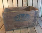 Delco Beverage Shipping Crate