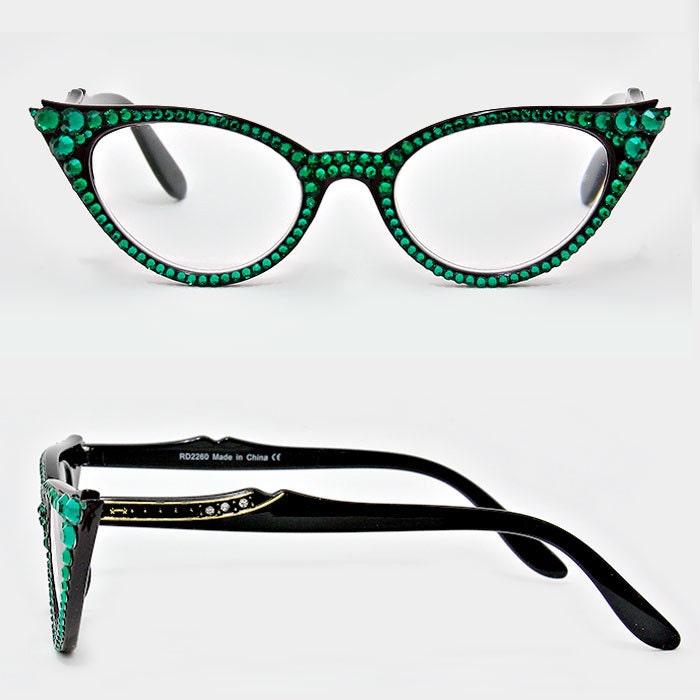 Cat Eye Glasses Well Made
