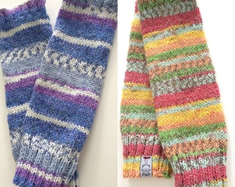 Knit Armwarmers