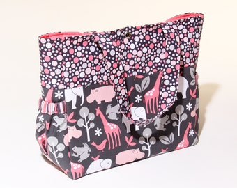Sewing Pattern Millie Diaper Bag PDF Download PN408