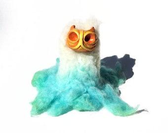 FLAPJACK   Spirit Monster Art Doll
