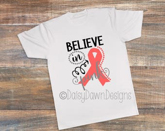 Believe in Pink T-shirt