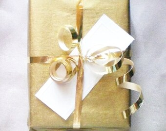 Gift Wrap Add-on, Gift Wrap for Bracelets, Gift Wrap for Shop Items, Gift Wrap Service