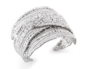 FEATHER LARGE CUFF