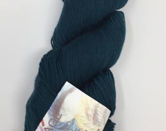 Sock Yarn - Heritage Sock Yarn #5654 (Spruce) from Cascade Yarns - Super Fine Weight