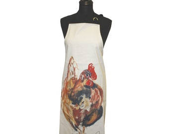 Ruby the Chicken Apron