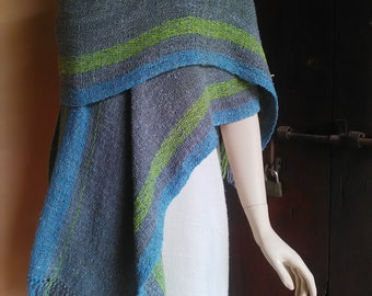 Stole hand-woven