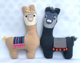 LLAMA Stuffed Animal Plush Toy Ready To Ship