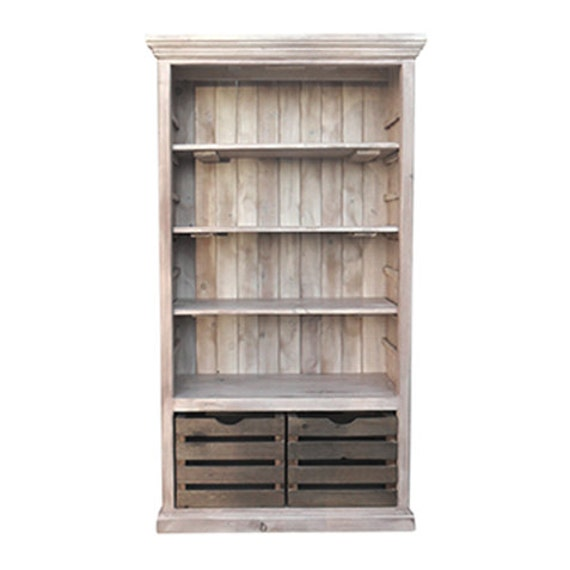 decoration bookshelf reclaimed from shelves exclusive remarkable wood ideas build shelving how to