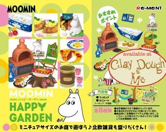 Re-ment Moomin Happy Garden/ Rement Happy Garden/ Re-ment Miniatures Moomin Happy Garden / Re-ment Moomin