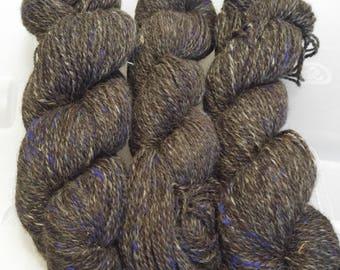 Specialty alpaca yarn