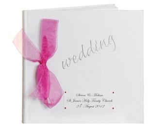 Classic Personalised Wedding Photo Album