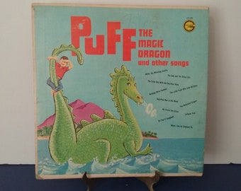 The Sandpipers Singers - Puff The Magic Dragon and other songs - Circa 1966