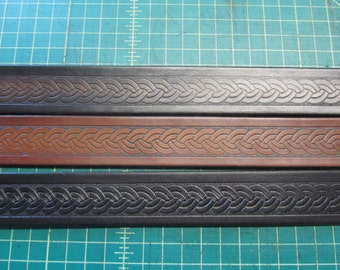 Leather Costume Belts