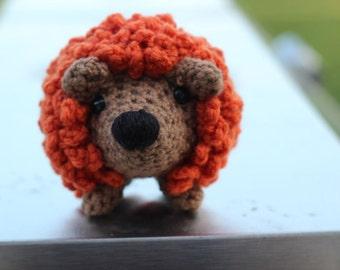 Easy Crochet Hedgehog Pattern