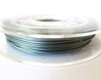 Silver coil 10 m wire 0.45 mm