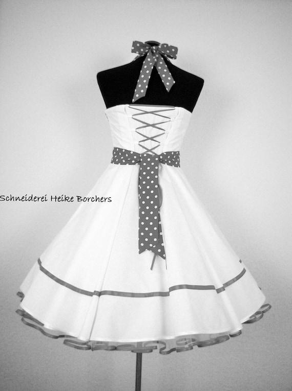 Petticoatbrautkleid Grau Brautkleid Petticoatkleid