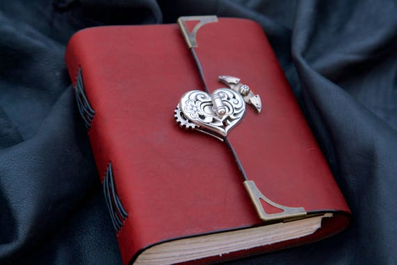 Steampunk Heart Journal