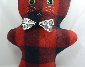 Supernatural Winchester Kitty Plushie