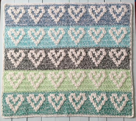 Heart baby blanket crochet pattern pdf crochet pattern baby heart baby blanket crochet pattern pdf crochet pattern baby blanket crochet heart blanket hearts baby blanket pattern heart pattern from dt1010fo