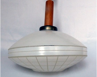 Sixties pendant lamp