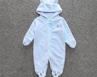 Cute Little Bear Baby Hoodies, Baby Hoodies, Baby Bear Hoodies