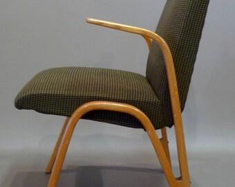 """Fauteuil design années 50 """"STEINER""""."""