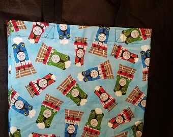 Thomas and Friends Tote Bag