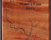 HENRY'S FORK RIVER Ma...