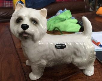 Vintage Coopercraft Cairn Terrier