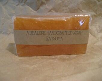 Satsuma Soap Bar