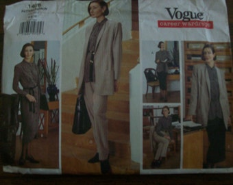 Vogue 1425, Vogue Career Wardrobe
