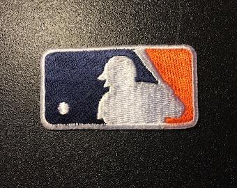 "Detroit Tigers MLB Iron On Logo Patch 1.75"" X 1"""
