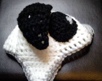 Puppy hat for 0 to 3 months baby