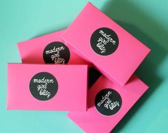 Medium Mystery Blitz Box//Pick a Theme