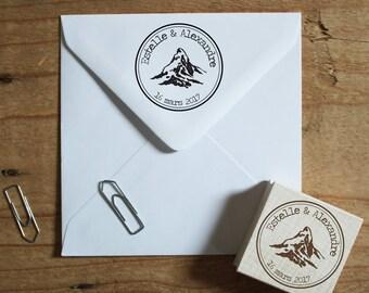 Matterhorn stamp