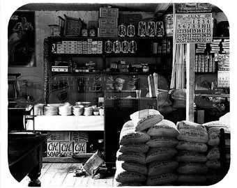 Mouse Pad; General Store