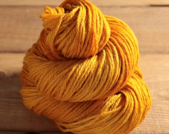 Worsted Weight Merino Yarn - Sunburst - Woolsome